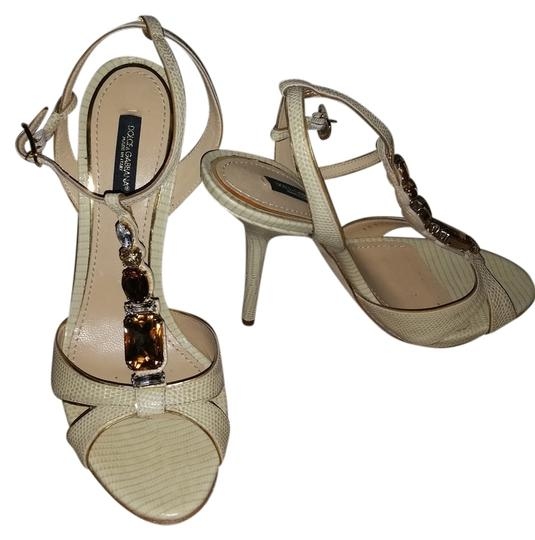 Preload https://item3.tradesy.com/images/dolce-and-gabbana-cream-new-jeweled-strappy-sandals-pumps-size-us-85-regular-m-b-2783227-0-0.jpg?width=440&height=440
