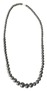 Other Marked down - graduated Hematite bead necklace