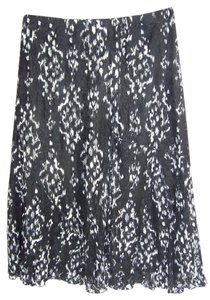 Coldwater Creek Skirt Black