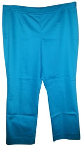 Preston & York Stretch Straight Pants Teal