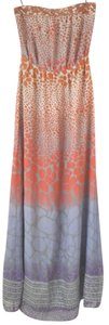 Silk Maxi Dress by Charlie jade Maxi Small 4