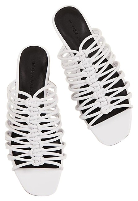 Item - White Marlynn Sandals Size US 8 Regular (M, B)