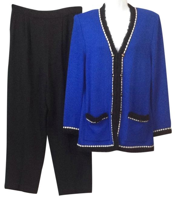 Preload https://item1.tradesy.com/images/st-john-collection-royal-blue-pant-suit-size-8-m-2783665-0-0.jpg?width=400&height=650