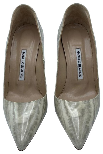 Item - Beige/Cream/Taupe Pumps Size EU 38 (Approx. US 8) Regular (M, B)