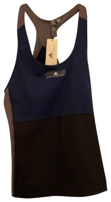 Item - Navy and Gray Activewear Top Size 8 (M)