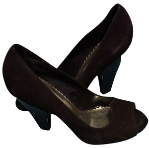 BCBGMAXAZRIA Chocolate Brown Pumps