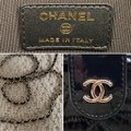 Chanel Case Clutch Box Quilted Chain Vanity Black Patent Leather Cross Body Bag Chanel Case Clutch Box Quilted Chain Vanity Black Patent Leather Cross Body Bag Image 11