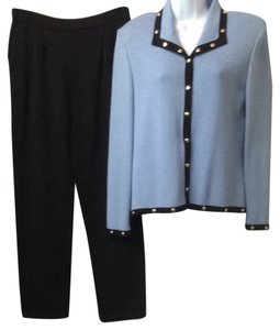 St. John St. John Collection Knit Pant Suit 6