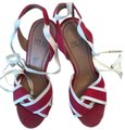 See by Chloé Red Wedges