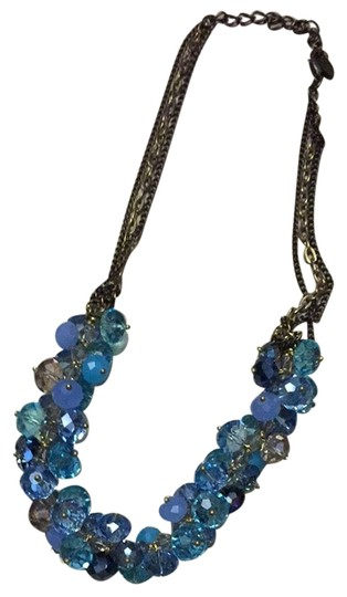 Macy's Crystal Necklace