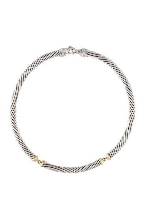 Item - Station Cable Chocker Necklace