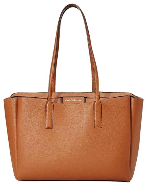 Item - The Protege Brown Leather Tote