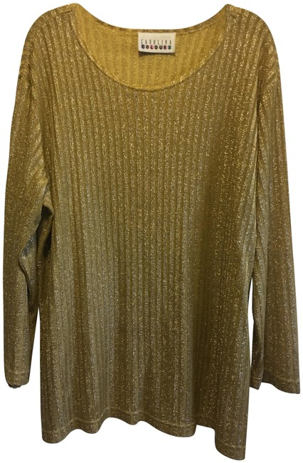 Item - None Gold Sweater
