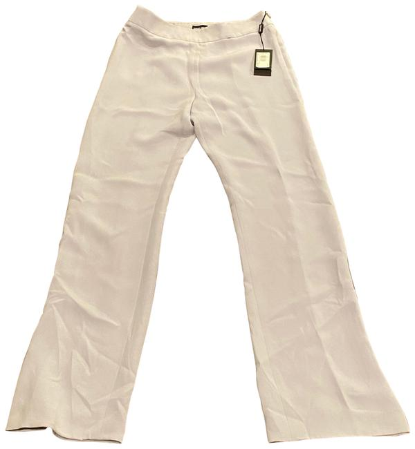 Item - Lilac Silk Blended Pants Size OS (one size)