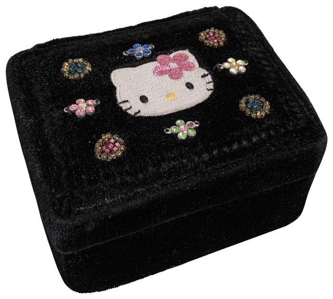 Item - Black Box Plush Velvet Jewelry