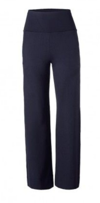 Item - Navy Tall Chance Wide Leg Pants Size 2 (XS, 26)