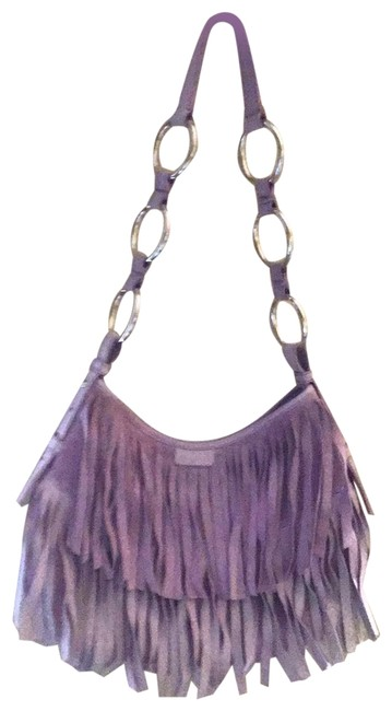 Item - Bo Pink Suede Leather Hobo Bag