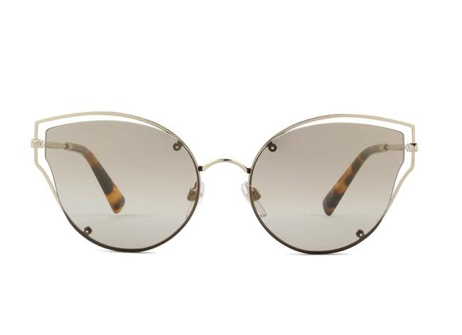 Item - 300371 Va2015 Gold Metal Sunglasses