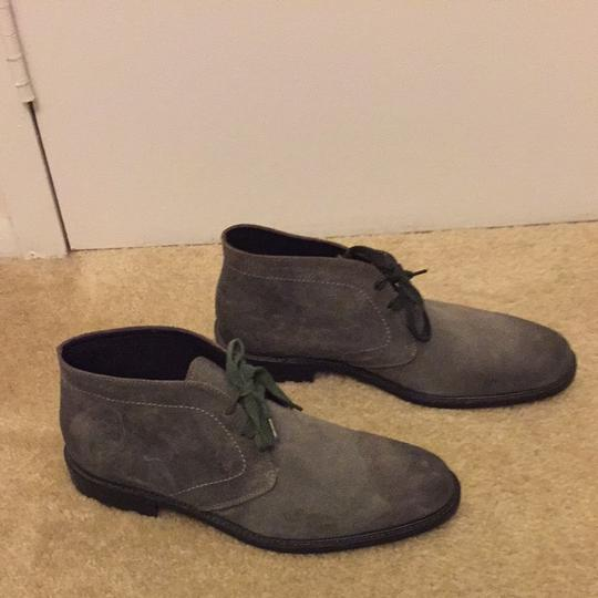 Gordon Rush grey Boots