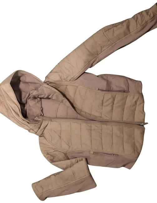 Item - Blush Puffer Bomber Activewear Outerwear Size 6 (S)
