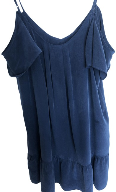 Item - Blue Summer Collection Short Casual Dress Size 4 (S)