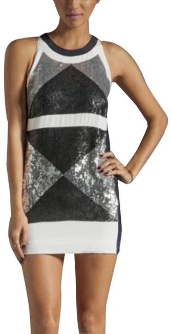 Item - Grey The Ravine Sequin Short Night Out Dress Size 2 (XS)