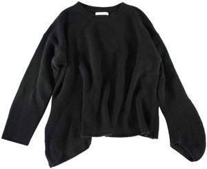 Sablyn Cashmere Asymmetrical Oversized Chunky Knit Sweater