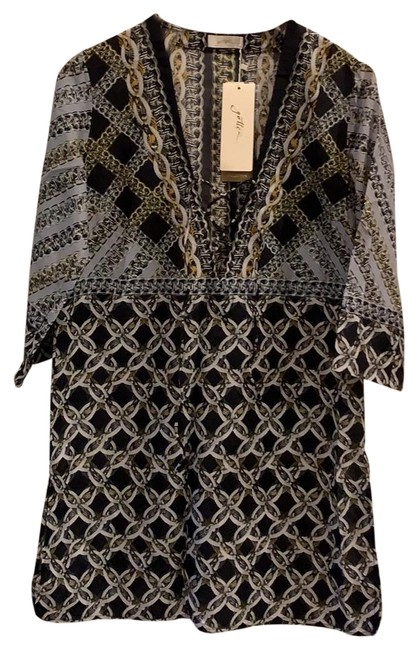 Item - Black Cover-up/Sarong Size 4 (S)