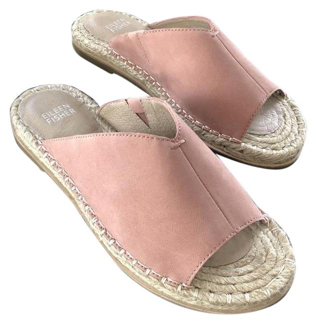 Item - Desert Rose Milly Espadrille Slide Sandals Size US 6.5 Regular (M, B)