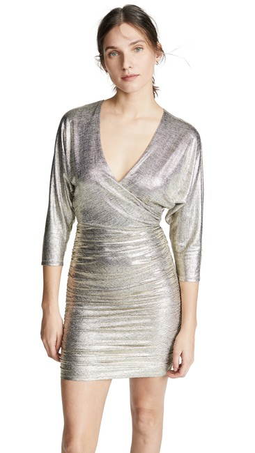 Item - Silver Pace By / Style Cc811v13518 Short Cocktail Dress Size 4 (S)