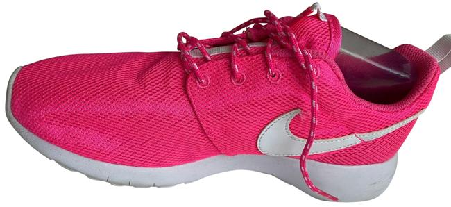 Item - Pink Rosherun Blast 599729-611 Sneakers Size US 8.5 Regular (M, B)