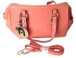 Nila Anthony Satchel in coral