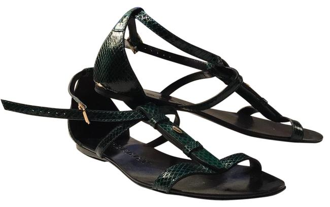 Item - Deep Green Itcarsrl8mal Sandals Size US 8 Regular (M, B)