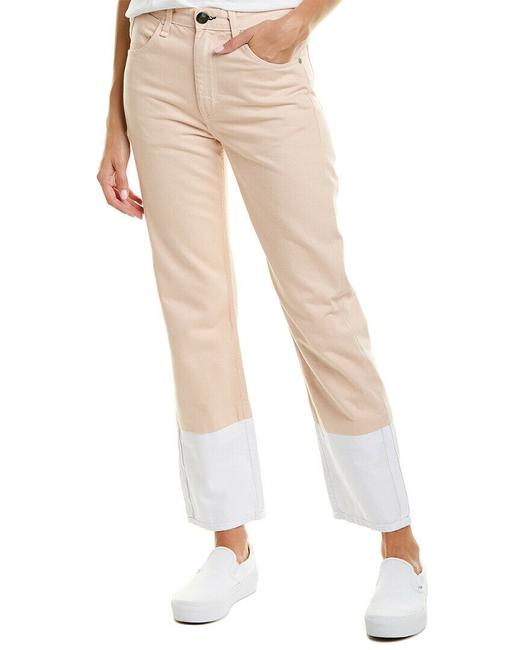 Item - Rose Pink And Straight Leg Jeans Size 29 (6, M)