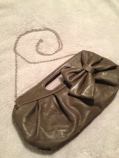 Other charcoal gray Clutch