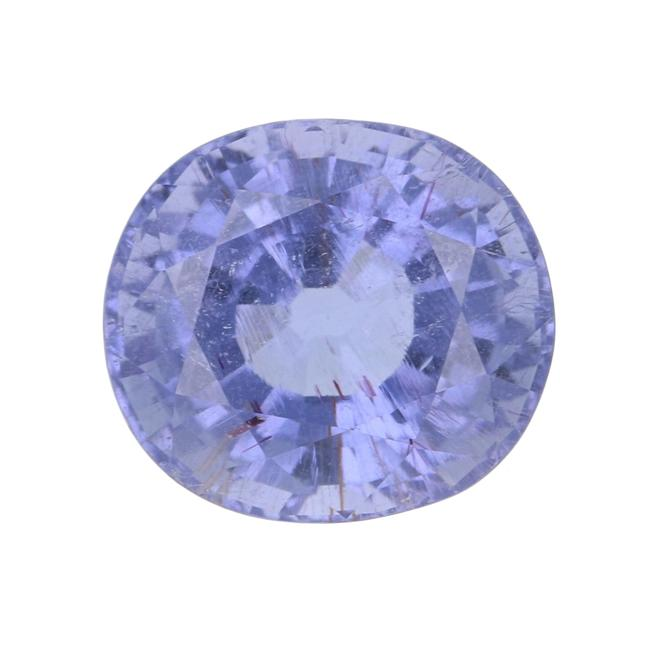 Item - Purple Loose Tourmaline - Oval Cut 8.98ct Gia Graded Solitaire