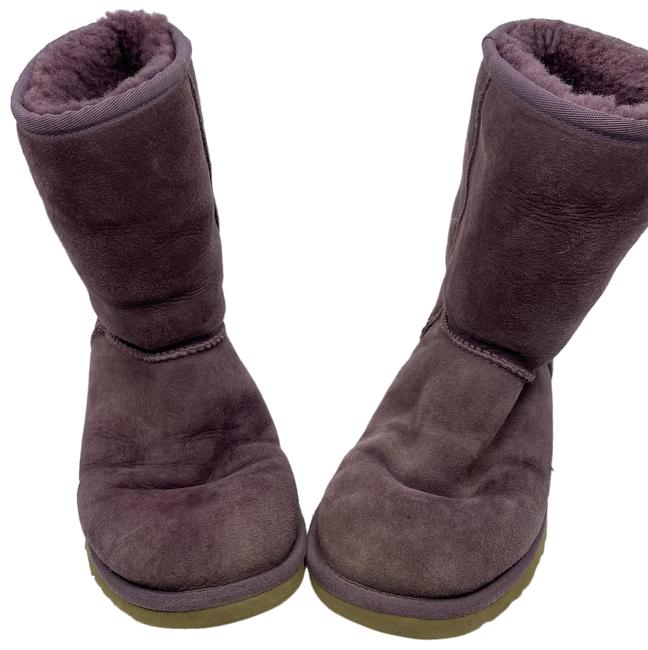 Item - Purple Classic Colored Boots/Booties Size US 6 Regular (M, B)