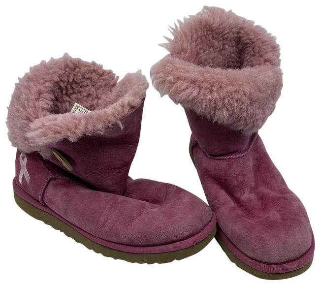 Item - Purple Classic Colored Boots/Booties Size US 7 Regular (M, B)
