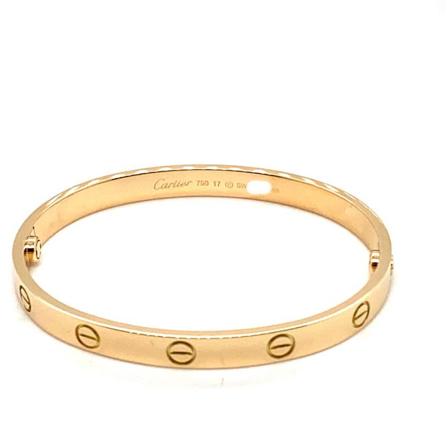 Item - Love Yellow Gold Bracelet