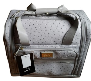 Nic soft grey Travel Bag
