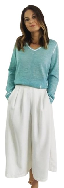 Item - Pima Cotton Blend Blue Sweater