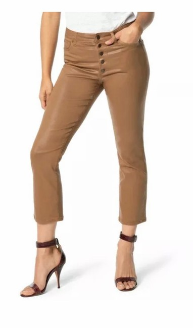 Item - Maple Coated The Callie High Rise Boot Capri/Cropped Jeans Size 27 (4, S)