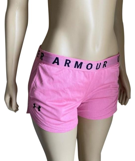 Under Armour Pink XS Activewear Bottoms Size 0 (XS, 25) Under Armour Pink XS Activewear Bottoms Size 0 (XS, 25) Image 1