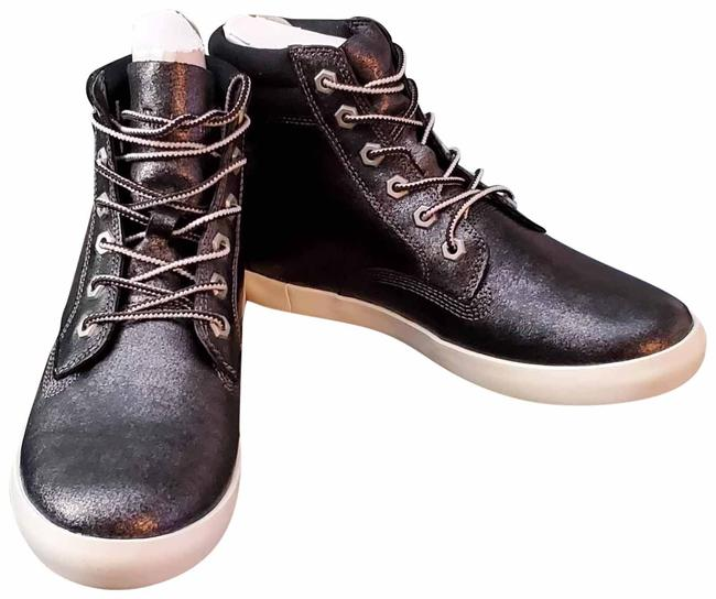 Timberland Black Dausette Boot Sneakers Size US 8 Regular (M, B) Timberland Black Dausette Boot Sneakers Size US 8 Regular (M, B) Image 1
