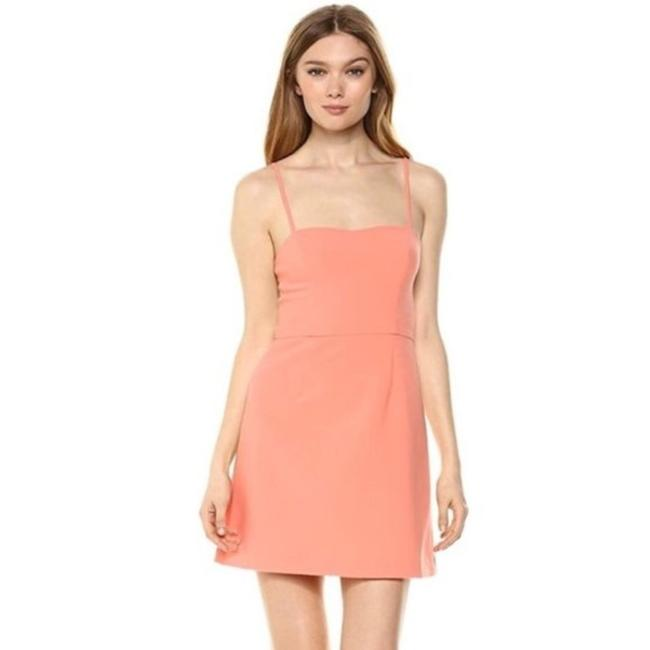 Preload https://img-static.tradesy.com/item/27870934/french-connection-coral-whisper-light-short-cocktail-dress-size-8-m-0-0-650-650.jpg