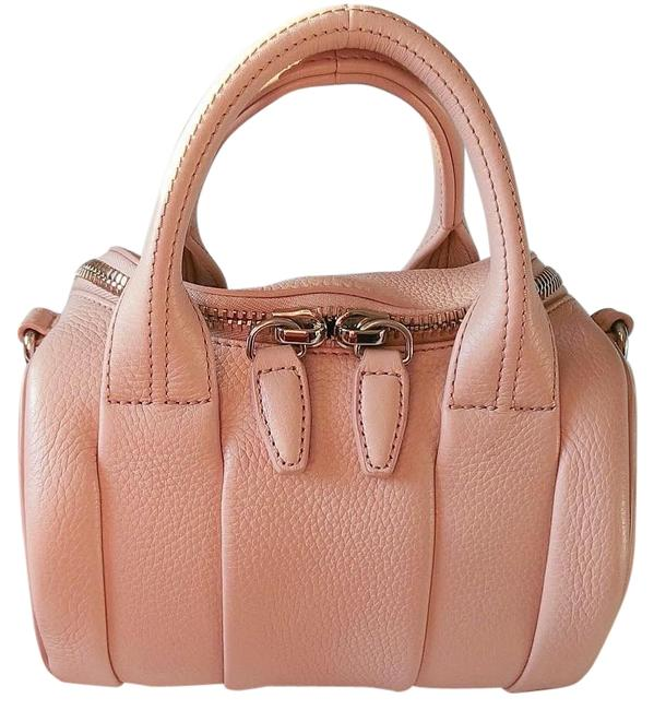 Item - Rockie Mini Pink Leather Cross Body Bag
