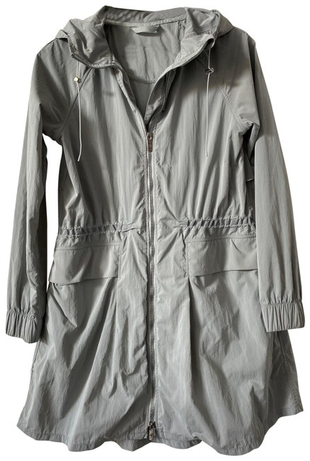 Item - Silver Drop Pack & Glyde Jacket Activewear Size 2 (XS)