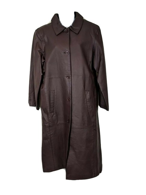 Item - Brown No Style Number Coat Size 8 (M)