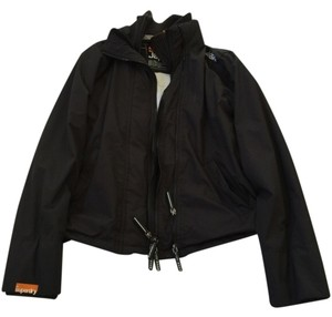 Super Dry Black Jacket
