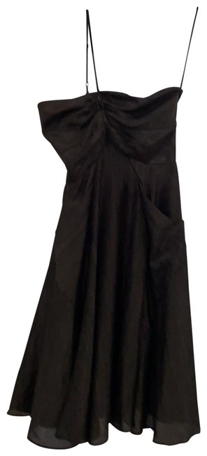 Item - Black Mid-length Night Out Dress Size 2 (XS)
